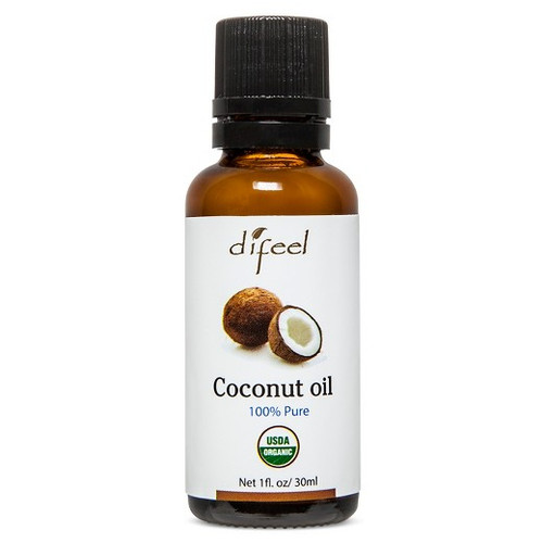 Difeel Premium Coconut Oil (1 oz.)