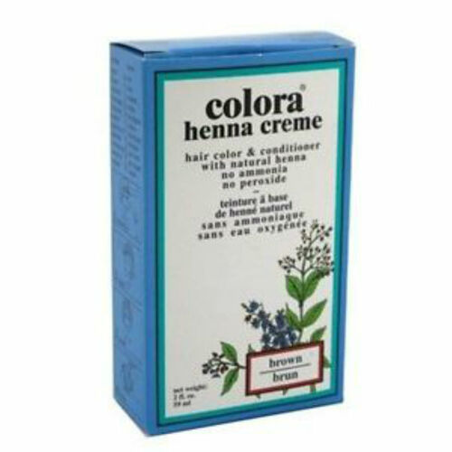 Colora Henna Creme Brown (2 oz.)