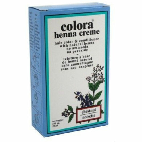 Colora Henna Creme Chestnut (2 oz.)