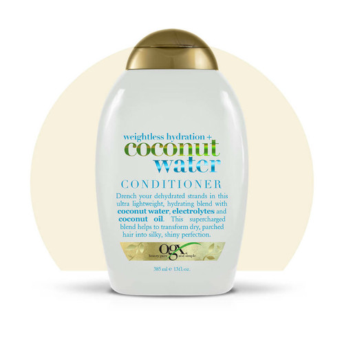 OGX Weightless Hydration Coconut Water Conditioner (13 oz.)