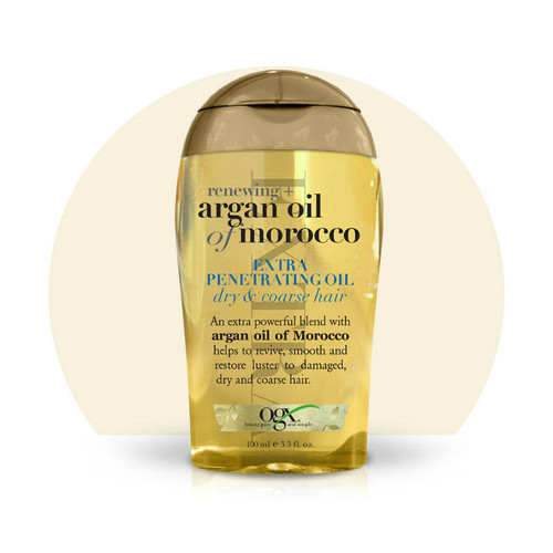 OGX Renewing Argan Oil of Morocco Extra Penetrating Oil (3.3 oz.)