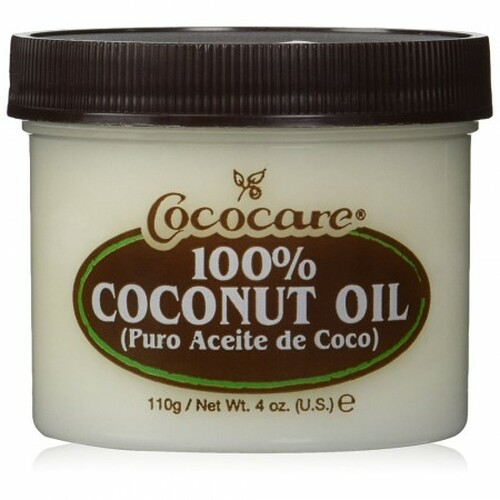 Cococare 100% Coconut Oil (4 oz.)