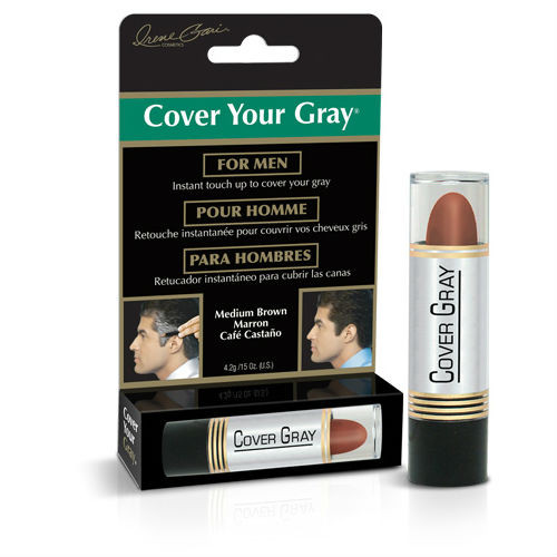 Cover Your Gray Men's Hair Touch-Up Medium Brown (0.15 oz.)