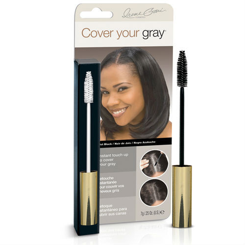Cover Your Gray Jet Black Brush-In Wand (0.25 oz.)
