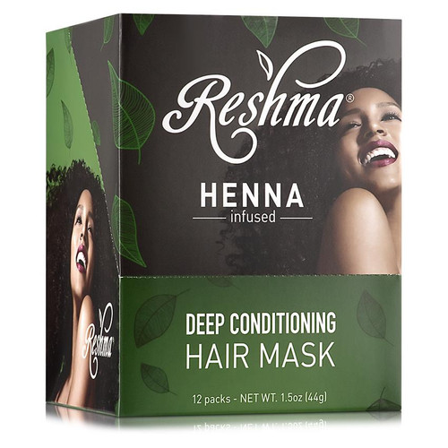 Reshma Beauty Henna-Infused Deep Conditioning Hair Mask (1.5 oz.)
