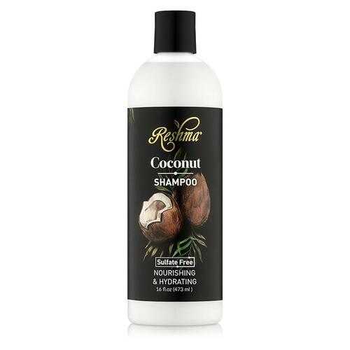 Reshma Beauty Henna Coconut Nourishing Sulfate-Free Shampoo (16 oz.)