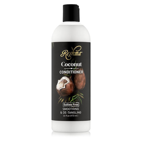 Reshma Beauty Henna Coconut Smoothing Sulfate-Free Conditioner (16 oz.)