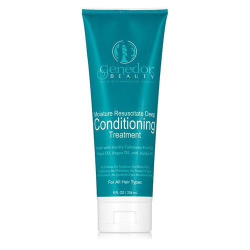 Genedor Beauty Moisture Resuscitate Deep Conditioning Treatment (8 oz.)