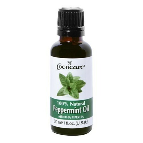 Cococare 100% Natural Peppermint Oil (1 oz.)