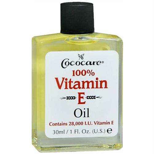 Cococare 100% Vitamin E Oil (1 oz.)
