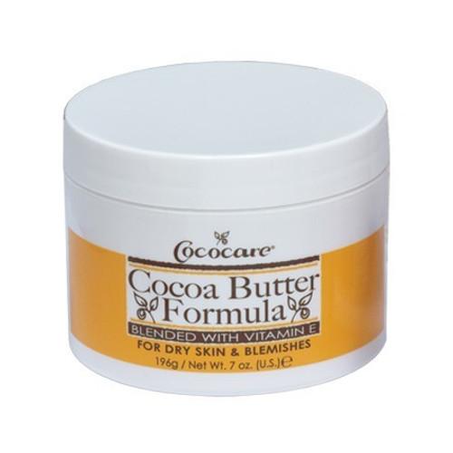 Cococare Cocoa Butter Formula Blended With Vitamin E (7 oz.)
