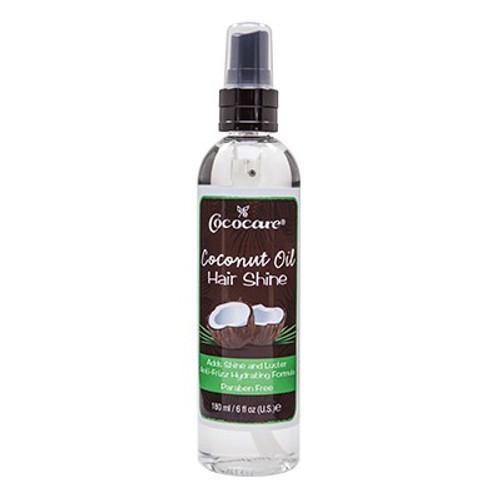 Cococare Coconut Oil Hair Shine (6 oz.)