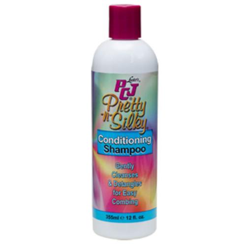 Luster's PCJ Pretty-N-Silky Conditioning Shampoo (12 oz.)
