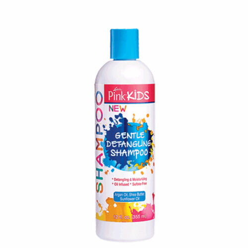 Luster's Pink Kids Gentle Detangling Shampoo (12 oz.)