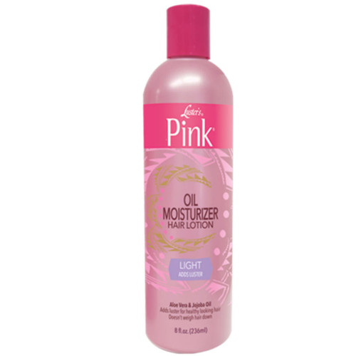 Luster's Pink Light Oil Moisturizer Hair Lotion (12 oz.)