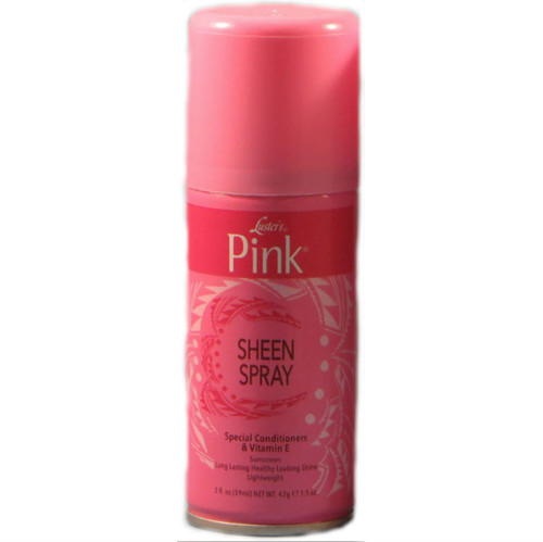 Luster's Pink Sheen Spray (2 oz.)