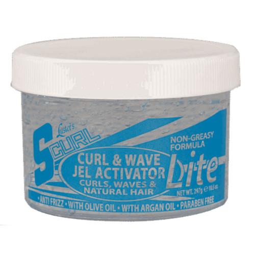 Luster's SCurl Curl & Wave Jel Activator Lite (10.5 oz.)