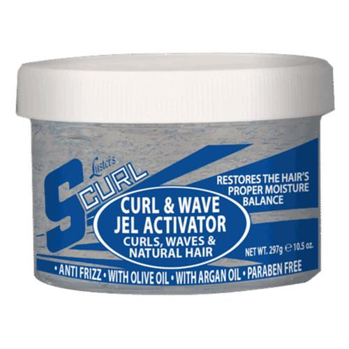 Luster's SCurl Curl & Wave Jel Activator (10.5 oz.)