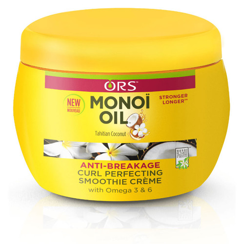 ORS Monoi Oil Anti-Breakage Curl Perfecting Smoothie Creme (8 oz.)