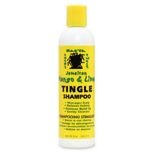 Jamaican Mango & Lime Tingle Shampoo (8 oz.)