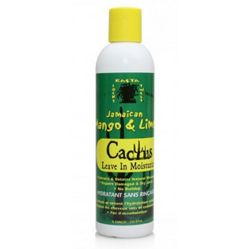 Jamaican Mango & Lime Cactus Leave In Moisturizer (8 oz.)