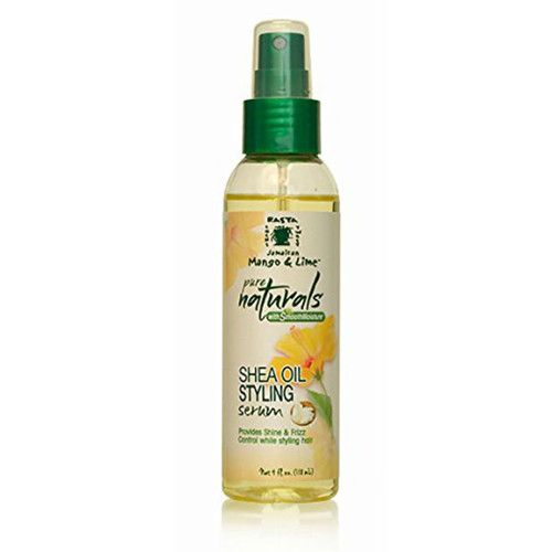Jamaican Mango & Lime Pure Naturals Shea Oil Styling Serum (4 oz.)
