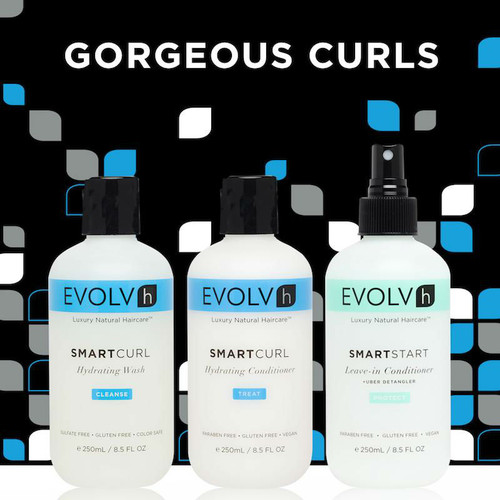 EVOLVh Gorgeous Curls Kit (3 pc.)