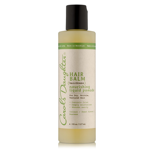 Review: Carol's Daughter Hair Balm (4.3 oz.)
