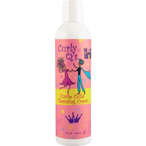 Curly Q's Curlie Cutie Cleansing Cream (8 oz.)