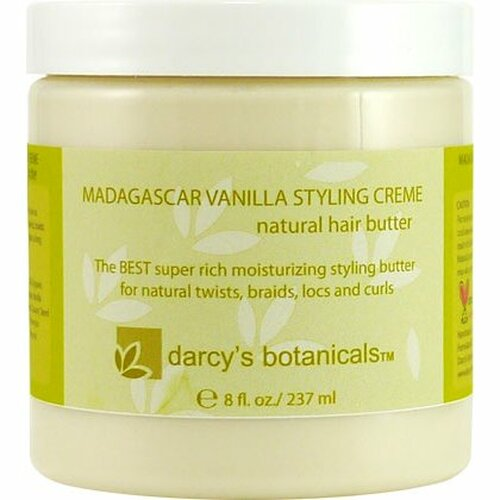 Review: Darcy's Botanicals Madagascar Vanilla Styling Creme (8 oz.)