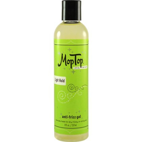 Review: Mop Top Light Hold Anti-Frizz Gel (8 oz.)