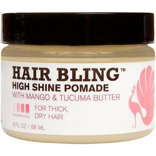 Review: Original Moxie Hair Bling High Shine Pomade (3 oz.)