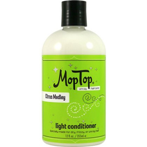 Review: Mop Top Light Conditioner (12 oz.)