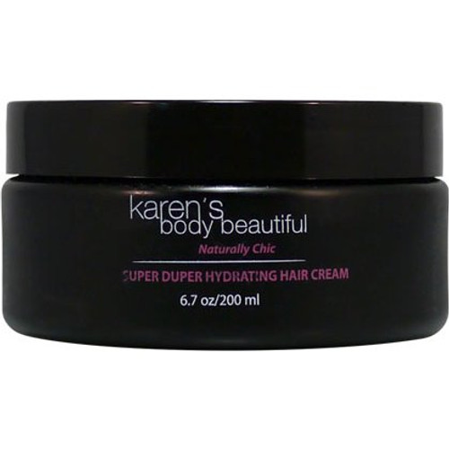 Karen's Body Beautiful Super Duper Hydrating Hair Cream - Lavender Vanilla (6.7 oz.)