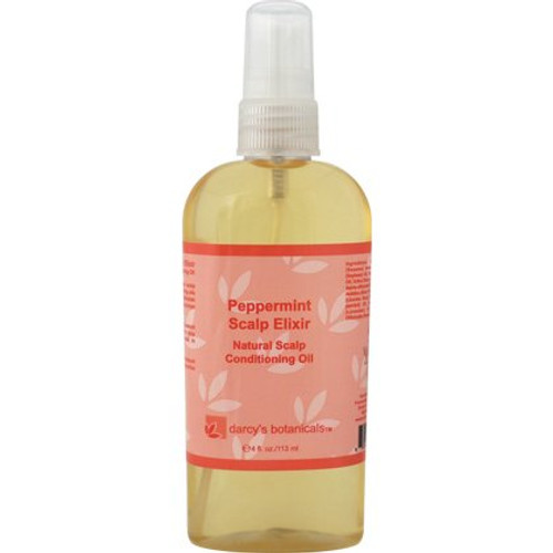 Darcy's Botanicals Peppermint Scalp Elixir (4 oz.)