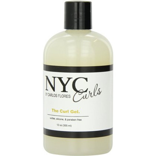Review: NYC Curls The Curl Gel (12 oz.)