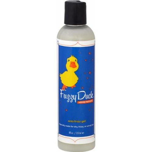 Review: Fuzzy Duck Anti-Frizz Gel (8 oz.)