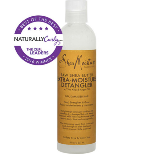 SheaMoisture Raw Shea Butter Extra-Moisture Detangler (8 oz.)