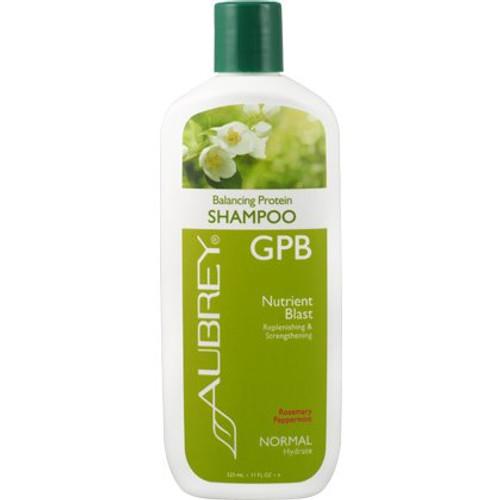 Review: Aubrey Organics GPB Balancing Protein Shampoo - Rosemary Peppermint (11 oz.)