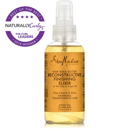 SheaMoisture Raw Shea Butter Reconstructive Finishing Elixir (4 oz.)