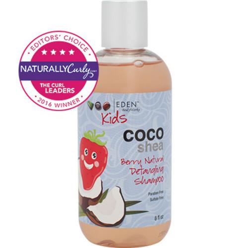 EDEN BodyWorks Kids Coco Shea Berry Natural Detangling Shampoo (8 oz.)