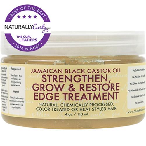 SheaMoisture Jamaican Black Castor Oil Strengthen, Grow & Restore Edge Treatment (4 oz.)