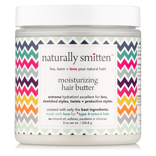Naturally Smitten Hydrating Hair Custard Reviews