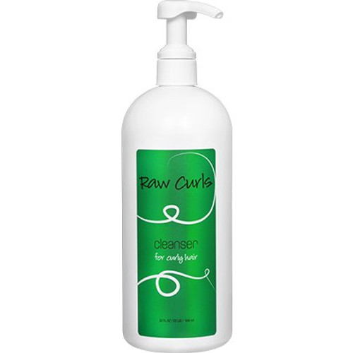 Review: Raw Curls Cleanser (32 oz.)