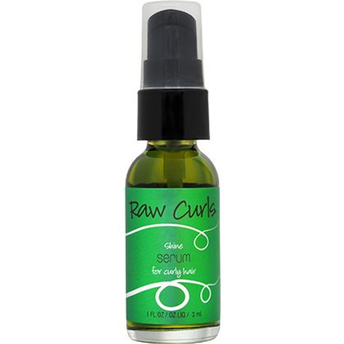Review: Raw Curls Shine Serum (1 oz.)
