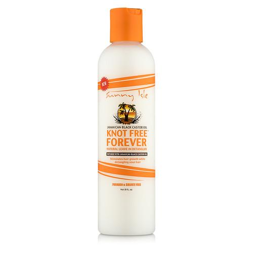 Sunny Isle Jamaican Black Castor Oil Knot Free Forever Leave In Detangler (8 oz.)