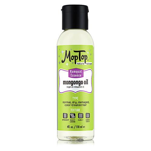 Mop Top Kumquat Essence Mongongo Oil (4 oz.)