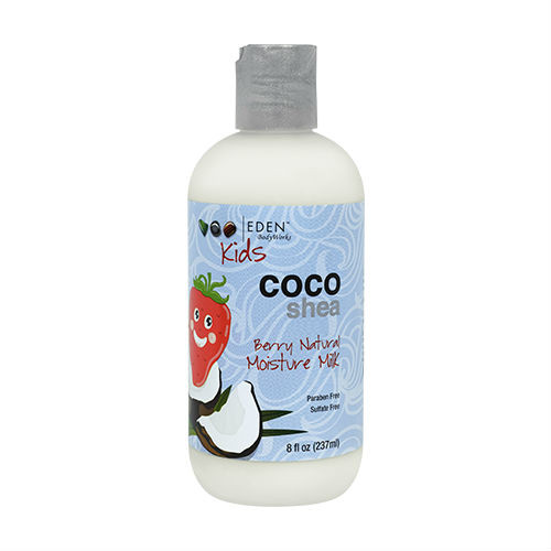 Eden BodyWorks Kids Coco Shea Berry Natural Moisture Milk (8 oz.)