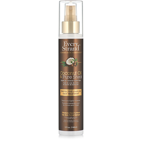 Every Strand Coconut Oil & Pure Shea Protective Leave-In Hair Treatment (5 oz.)