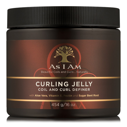 As I Am Curling Jelly Coil and Curl Definer (16 oz.)